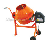 63L portable and convenient concrete mixer with CE